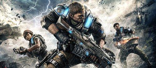 Gears of War 4 Digital + £10 Xbox/Microsoft Credit at MS Store £49.99