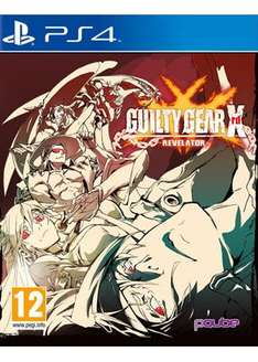 PS4 Guilty Gear 3RX Revelator cheapest £21.99 at Base.com