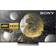 "Sony KD55XD8005BU 55"" Freeview HD and YouView HD Smart 4K Ultra HD with HDR TV - Black @AO £899.10 (with code) FREE SOUNDBAR"
