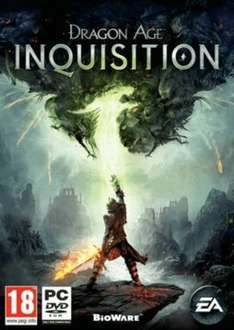 Dragon Age Inquisition PC Origin Download only £5.00 @ Game.co.uk