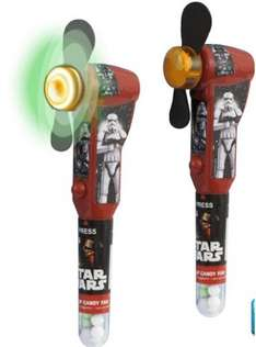 Star Wars Light Up Fan with Candies £0.79 @ Home Bargains