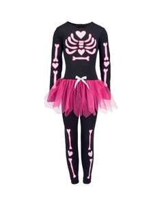 Various Halloween Costumes for Girls (3-8 years)  £3.99 Including free home delivery @ Aldi online