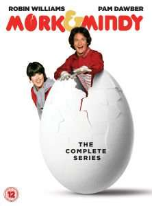 Mork and Mindy: The Complete Series (Box Set) [DVD] - Zoom