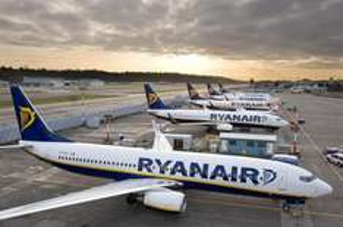 Cheap Ryanair Flights from £48