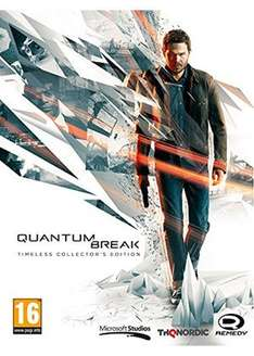 Quantum Break: Timeless Collector's Edition (Steam/PC DVD) £28.99 Delivered @ Base