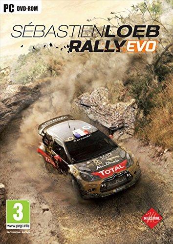 Sebastien Loeb Rally EVO (PC DVD) £5.99 Delivered @ Base
