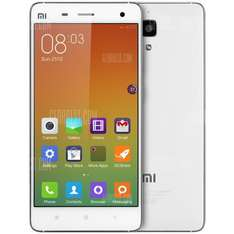 XiaoMi Mi4 64GB 3G Smartphone WHITE International Edition 3GB RAM 5.0 inch Android 4.4 Snapdragon 801 Quad Core 2.5GHz FHD Screen WiFi Bluetooth Cameras GPS £115.72 @ Gearbest (From HK Warehouse)