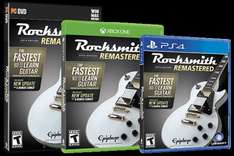 Rocksmith 2014 Remastered update coming Oct 4th for FREE!
