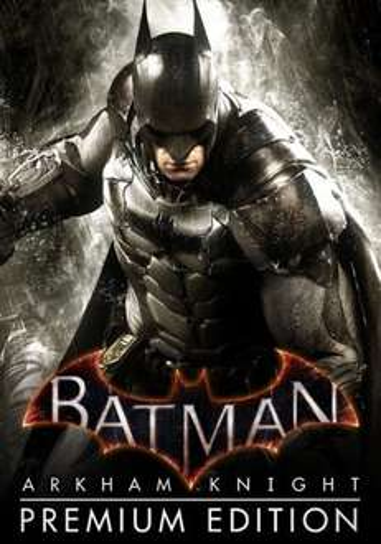 Batman Arkham Knight Premium Edition £6.99 CDKeys