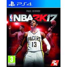 NBA 2K17 £35 New The Game Collection