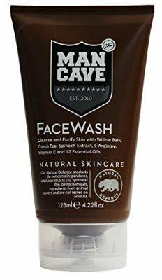 Mancave natural men's face £2.97 /100ml was £5.97. Amazon UK.