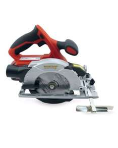 Aldi Workzone Titanium Li-ion Circular Saw reduced £35