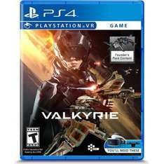 EVE: Valkyrie £42.49 PSVR First time available for pre-order @ 365games