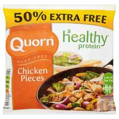 Quorn Meat Free Chicken Pieces / Mince (500g) - £1.39 at Iceland