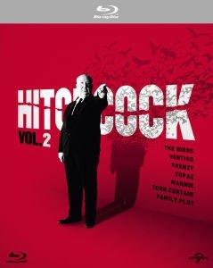 Hitchcock Volume 1 and Volume 2 Blu-Ray Boxsets £7.50 each @ Zavvi (Buy both Free Postage otherwise £1.99 postage per set)