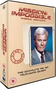 Mission Impossible - Mission Complete (The Complete TV Series) [DVD] £8.00 (add £1.99 postage if order under £10) @ Zavvi