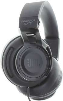 JBL Synchros Slate Powered Over-Ear Stereo Headphones with Mic/Remote Functions  £39.99  Trusted-Goods/Ebay