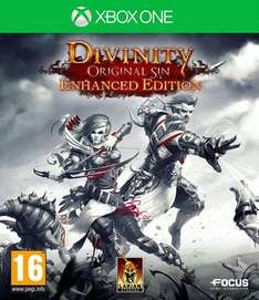 Divinity Original Sin: Enhanced Edition (Xbox One) £11.28 - LIGHTNING DEAL @ Amazon (prime exclusive)