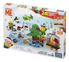Mattel Mega Bloks CPC57 - Minions Movie Advent Calendar £13.85 prime / £17.84 non prime Sold by My Swift and Fulfilled by Amazon