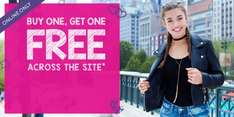 Claire's accessories. buy one get one free plus an extra 15% off