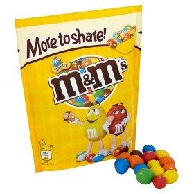 Asda More To Share Bag M&Ms Peanut 300g £1.50