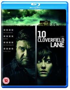 [Horror Blu-Ray] 10 Cloverfield Lane, Scouts Guide to the Zombie Apocalypse, Krampus, The Purge Double Pack - 2 for £9 (Using Code) @ Zoom