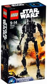 Lego 75120 Star Wars Rogue One K-2SO Buildable Figure £15.03 Amazon Warehouse Deals - Listed as Used Like New