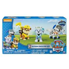 Paw Patrol 6026091 Action Pack Pup Playset @ amazon £14.53 Prime or £18.52 non prime