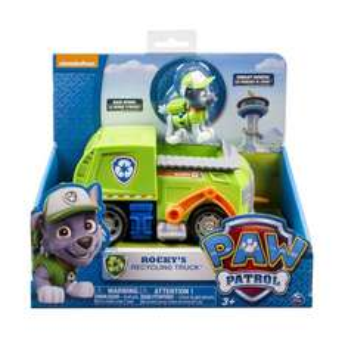 Paw Patrol Rocky Basic Vehicle @Amazon £12.95 Prime or £16.94 non prime