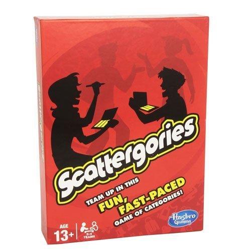 Scattergories Board Game - £4.25 (Prime) £8.24 (Non Prime) @ Amazon