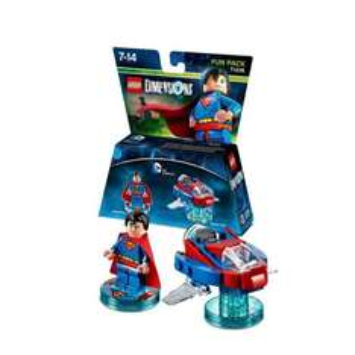 Lego Dimensions Fun Packs £9 and Team Packs £18 @ Tesco instore (Middleton, Dunedin)