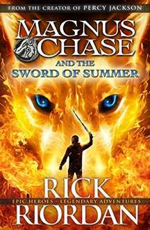 Magnus Chase and the Sword of Summer (Magnus Chase #1) by Rick Riordan 99p on Kindle @ Amazon