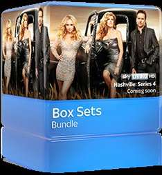 Sky box set bundle and unlimited fibre max broadband for £26.21 p/m - 12 months - £10 installation