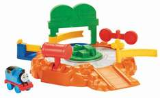 Fisher-Price Thomas & Friends Spinning Sodor Playset £6.32 (Prime) @ Amazon