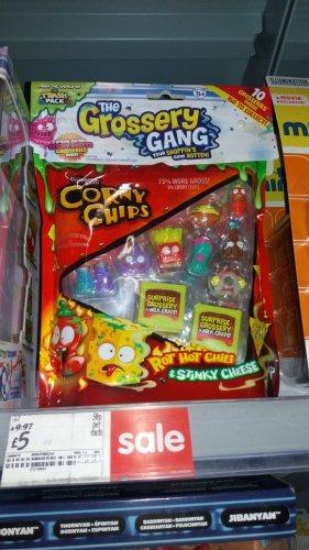 The Grossery  Gang toys £5 @ Asda instore