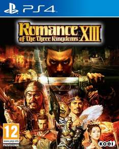 Romance of the Three Kingdoms XIII £18.85/ Assault Suit Leynos £14.69/ Among the sleep £14.39 (PS4) Delivered @ Base