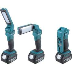 Makita LXT folding / rotating LED torch £26.40 @ Amazon (Body only) Free delivery.