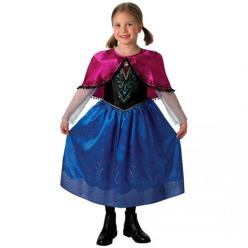 Frozen Anna Deluxe costume £10 - John Lewis £2 c&c