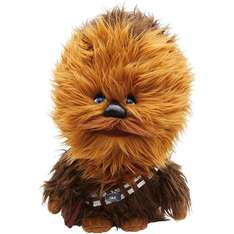 "Star Wars 15"" Talking Soft Toy Chewbacca (was £40) Now £20 at Tesco Direct"