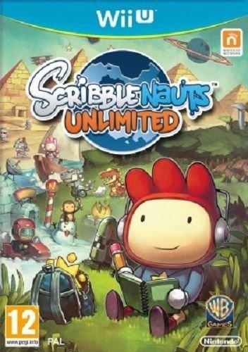 Scribblenauts Unlimited - WiiU - £10.95 - The Game Collection via E-Bay