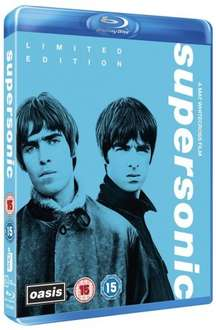 OASIS Supersonic DVD £9.99 BluRay £14.99 + Extra Exclusive content Pre-Order @ HMV