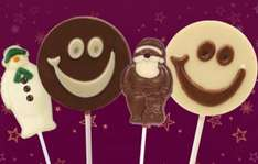 Free Chocolate Lolly at Thorntons with the VoucherCodes App