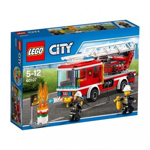 Lego City Fire Engine 60107 was £17.97 now £10 @ Asda instore
