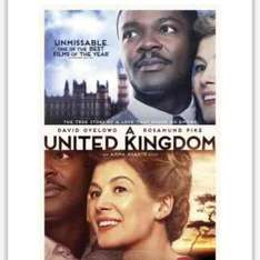 free showings of United Kingdom from SFF on 5th October