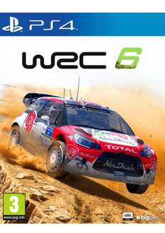 WRC 6 on PlayStation 4 & Xbox One £33.85 @ Simply Games