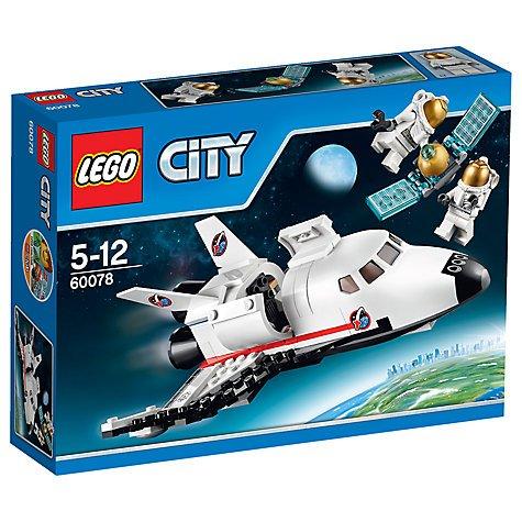 LEGO City - Utility Shuttle - 60078 £12 Asda in store