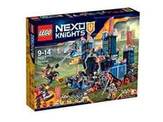 [Expired] LEGO Nexo Knights 70317: The Fortrex £47.98 (RRP £79.98) @ Amazon