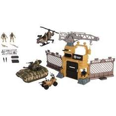Soldier Force Toy Set was £12.99 now £9.99 at Argos