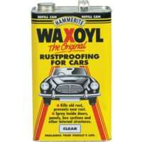 WAXOYL Clear 5ltr £22.00 from Cromwell