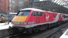 half price and free wifi on all virgin trains east coast advance fares from Leeds / Wakefield to London